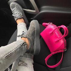 Shoes vs Bag. Vote your fav piece!