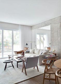 Felipe Hess' Sao Paulo apartment - via Coco Lapine Design