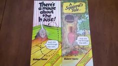 Usborne Books & More: There's a Mouse About the House (and A Squirrel's ...