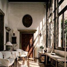 "413 Likes, 14 Comments - Quinn Williams Design (@quinnwilliamsdesign) on Instagram: ""The genius of @axelvervoordt... #interiordesign #masterclass"""