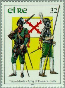 Tercio Irlanda – Army of Flanders 1605