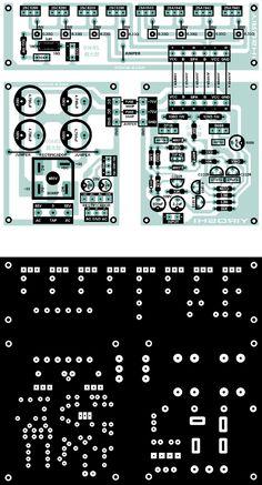 Amplificador Zener Modular Yiroshi 400W Electronics Projects, Electronics Components, Circuit City, Ab Circuit, Circuit Diagram, Iphone Wallpaper Maker, Circuit Board Design, Best Resume Format, Electronic Schematics