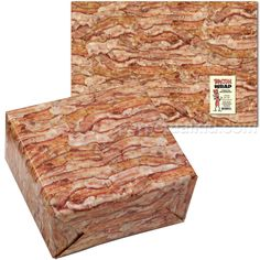 Who cares what is inside....it is bacon wrapping paper!