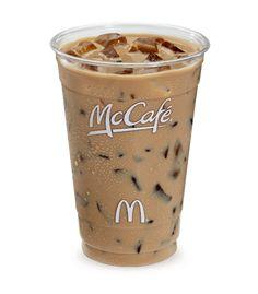 McDonald's Sugar-Free Vanilla Iced Coffee is FABULOUS!