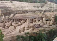 Where Are the Cliff Dwellings - Bing Images