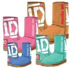 Woah Woah Woah, This is Kind Of Unacceptable. Unless i have a pair of 1D boots myself