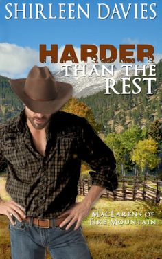 """Long Ago Love: Book Promo: """"Harder Than the Rest"""" by Shirleen Davies"""