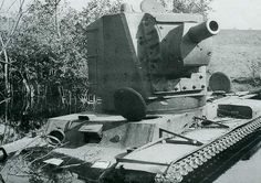 Image result for kv2 big turret