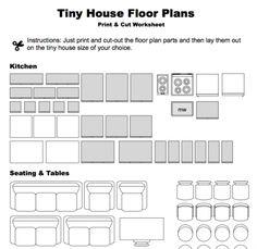 Print and Cut Worksheet