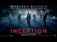 INCEPTION Leonardo Dicaprio, Youtube, German, Drama, My Favorite Things, Movies, Movie Posters, Pictures, Image