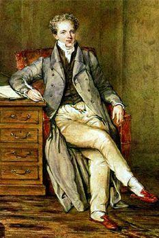 History in my Wardrobe: Regency Men's Dust Coat 1801-2