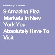12 Amazing Flea Markets In New Jersey You Absolutely Have To Visit Antiques Road Trip, Flea Markets, Is 11, Fleas, New Jersey, Day Trips, New York, Good Things, Marketing