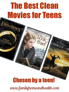 I asked my daughter to tell me her top movies.  She loves movies.  We love clean modest content, and inspiring moral stories.  So, we are choosy about her movies.  I tried to include any objectional content so that you could decide if these movies are appropriate for your family.  She chose these movies as some...Read More »