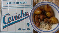 Stoofpotje uit Peru, carapulca genaamd. Recept uit kookboek Ceviche. Dit stoofpotje is een hele smakelijke kennismaking met de Peruaanse keuken.