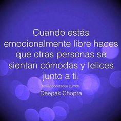 Eres emocionalmente libre?  <3