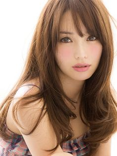 Hair Colors Inspiration For You Using Nice Asian Hairstyles Round Faces