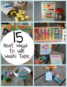 15 Neat Ways to Use