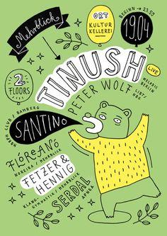 Tinush@Mehrblick Poster