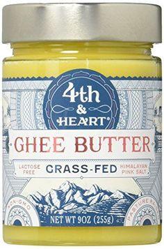 Himalayan Pink Salt Grass-Fed Ghee Butter