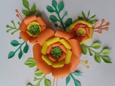 In this video tutorial i will try to show you how to make render craft paper flowers/paper flower backdrop /paper craft wall mate 2019 /paper craft idea Crepe Paper Flowers Tutorial, Crepe Paper Roses, Paper Flowers Craft, Paper Flower Wall, Paper Flower Backdrop, Felt Flowers, Flower Crafts, Wall Hanging Crafts, Hanging Flower Wall