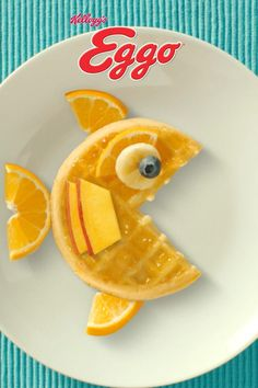 Take a bite out of the morning routine and add some fun with crispier and fluffier Eggo® Waffles.