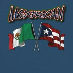 Why yes, I am Mexirican