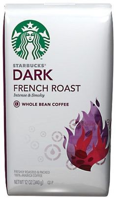Starbucks Dark French Roast Coffee, Whole Bean, 12-Ounce Bags (Pack of 3) by Starbucks, http://www.amazon.com/dp/B001EQ5O4G/ref=cm_sw_r_pi_dp_ZfiGpb06Y6WGW