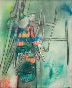 Roberto Matta, Composition