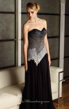 Terani GL1009 Vestido - MissesDressy.com
