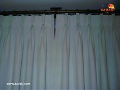 #decoracion LAS MEJORES CASAS DE MÉXICO. Las cortinas aislantes se hacen con tela de mayor grosor que las normales y protegen del frío, si se confeccionan bien. Al elaborarlas, es necesario dejar más centímetros que de costumbre para el ancho y el largo, ya que de esta manera, cubrirá la mayor parte posible del ventanal. En Grupo Sadasi, le invitamos a conocer nuestros modelos de casa para usted y su familia, vivan en el mejor lugar. www.sadasi.com