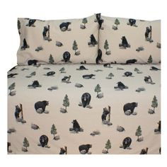 Kimlor The Bears Sheet Set Las Vegas Furniture Online | LasVegasFurnitureOnline.com | LasVegasFurnitureOnline