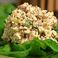 Chicken Salad Fit for a Queen by Becky Sink's Book