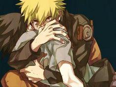 """Naruto Being like: """"I wont give you Sasuke.U monster. You killed him. Now YOU are gonna DIE!"""" Naruto and Sasuke Naruto And Sasuke Kiss, Naruto Anime, Sad Anime, Naruto Art, Sasuke Uchiha, Naruto Shippuden, Boruto, Sasunaru, Narusaku"""