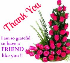 Thank You My Friend For Everything!