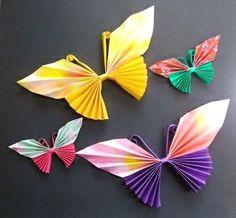 Origami Butterfly, Japan Design, Japanese Design