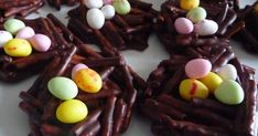 Easter, Breakfast, Spring, Food, Pretzels, Easter Party, Nests, Morning Coffee, Easter Activities