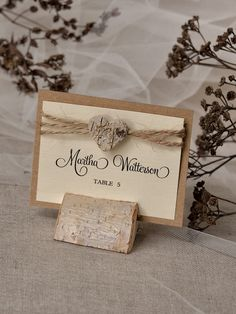 PLACE CARDS 06s/ru/w