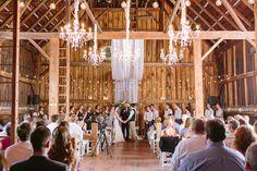 Lace & Rustic Farm Wedding - Bella Paris Designs