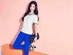 Taeyeon, Tiffany, and Seohyun Model for Mixxo Clothing Brand Snsd, Seohyun, Kpop Fashion, Fashion Brand, South Korean Girls, Korean Girl Groups, Girls' Generation Tts, Kwon Yuri, Girl Costumes