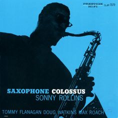 Sonny Rollins - Saxophone Colossus Posters bij AllPosters.nl