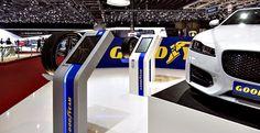 Goodyear, iki yeni konsept lastiğini ve yeni ultra yüksek performans lastiğini 2016 Cenevre Motor Show'da tanıtıyor.