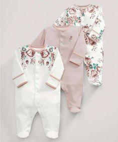 Minikidz Infant Girls Leggings with Pretty Lace Trim Detail
