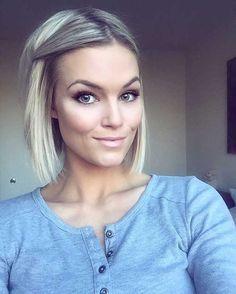 Kurze Frisuren, die wir 2016 lieben  #frisuren #kurze #lieben