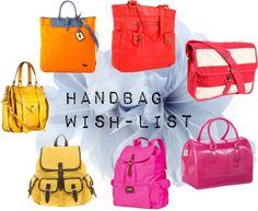 """Handbag Wish-list (part 1)"" by ingram-annelise on Polyvore"