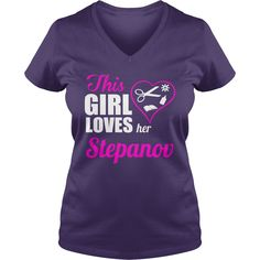 Stepanov shirt This girl loves her Stepanov Tshirts Stepanov T-Shirt Stepanov this girl love Stepanov This girl love her Stepanov Shirts tee Shirt Hoodie Vneck #gift #ideas #Popular #Everything #Videos #Shop #Animals #pets #Architecture #Art #Cars #motorcycles #Celebrities #DIY #crafts #Design #Education #Entertainment #Food #drink #Gardening #Geek #Hair #beauty #Health #fitness #History #Holidays #events #Home decor #Humor #Illustrations #posters #Kids #parenting #Men #Outdoors #Photography…