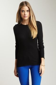 Blue n black dress leggings