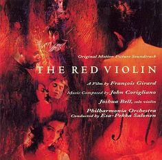 John Corigliano | The Red Violin | CD 2037 | http://catalog.wrlc.org/cgi-bin/Pwebrecon.cgi?BBID=3304504
