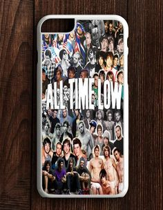 All Time Low Music Band iPhone 6 Plus | 6S Plus Case