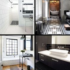 Deputy Editor Alex Schultz explores why black and white will always be her decorating colour combo of choice. http://www.queenslandhomes.com.au/blog/monochrome-magic/
