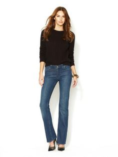 MiH London Bootcut Jean